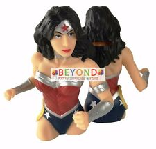 Wonder Woman Bust Bank Money Coin Bank Marvel Piggy Bank 3D Toy Figure  Bank