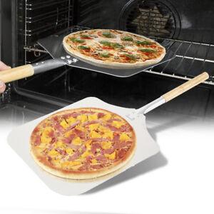 Pizzaschaufel Alu Pizzaheber 67 cm Ofen Grill Pizzaschieber Brotbackschieber