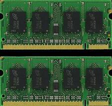 8GB (2X4GB) MEMORY FOR DELL LATITUDE E6400 E6500