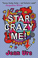 Star Crazy Me by Jean Ure (Paperback) New Book
