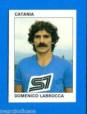 CALCIO FLASH '84 Lampo - Figurina-Sticker n. 46 - LABROCCA - CATANIA -New