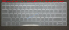 Keyboard Silicone Skin Cover Protector for HP ProBook 5330 5330m