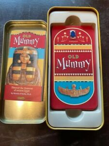 Old Mummy Educational Card Game