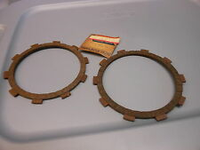 NOS Yamaha RD200 CS3 LS2 AT1 CT1 AT2 Clutch Plate Friction ( QTY2 ) 132-16321-01