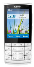 Nokia X3-02 Touch and Type - White (Unlocked) Cellular Phone WIFI