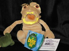 Bugs Life Pt Flea bean bag toy plush Pixar Disney new with tags Look