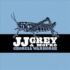 Georgia Warhorse by JJ Grey/JJ Grey & Mofro (Alligator Records) New!