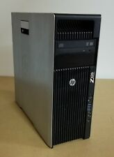 HP Workstation Z620 Computer 6-Core E5-2620V2 2.1GHz, 64GB RAM, 2TB, Quadro K600