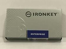 Ironkey D250 32gb USB Flash Drive Encrypted FIPS LVL 3 Enterprise IKD250E/32GB