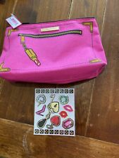 Estee Lauder Cosmetic Bag With Stickers