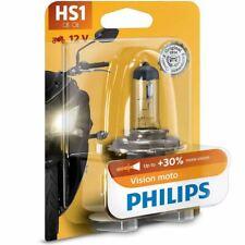 Philips 12636BW HS1 BlueVision Moto Motorbike Headlight Bulb(Single)