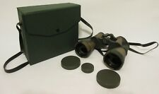 Simmons Fully Coated Optics Model #1195 Camouflage Binoculars Wide Angle Vintage