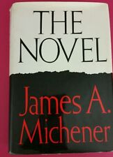The Novel James A. Michener  1st Edition 1991
