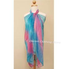 "Women's Summer Pareo Dress Sarong Beach Bikini Swimwear Cover Up Scarf Wrap 69"""