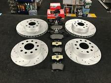 MINTEX FRONT DISCS AND PADS 283mm FOR PEUGEOT 307 CC 2.0 16V 136 BHP 2003