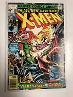 Uncanny X-Men (1977) # 105 (Fine) 1st Full App of Lilandra - Misty knight