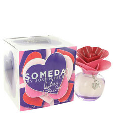 Someday Perfume By JUSTIN BIEBER FOR WOMEN 3.4 oz Eau De Parfum Spray 481812