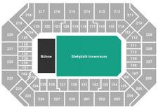 2x DEPECHE MODE Konzert 21.01.2018 NÜRNBERG Stehplatz Innenraum Karten Tickets