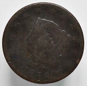 1818 Coronet Head Large Cent