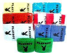 Schweißband - Schweissbänder - Playboy 7 verschiedene Farben zur Auswahl