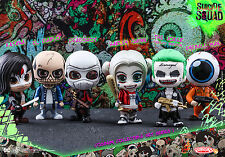 Suicide squad collection set 1-cosbaby hot toys uk navire en stock harley quinn