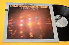 BERLIOZ MARKEVITCH LP SYMPHONIE FANTASTIQUE CLASSICA ITALY NM AUDIOFILI