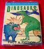 Dinosaurs Fact & Fiction 2-Tape Audio Gerald Durrell/Michaela Strachan/B.Blessed