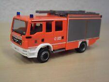 """Herpa - MAN TGM HLF 20/16 """"Feuerwehr Wendelstein"""" - Nr. 090032 - 1:87"""