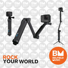 GoPro 3-Way Mount Camera Extension Tripod Stand Flexi Arm Go Pro -Belfield Music