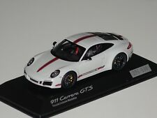 Porsche 911 Carrera GTS 1:43 Porsche/Spark wax02020055 nuevo & OVP