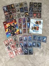 PANINI MARVEL AVENGERS ENDGAME               50CARD SET CARD BOX  EMPTY ALBUM