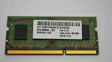 Genuine HP DDR3 2GB Laptop Memory PC3-10600S - 1333Mhz Unbuffered 598856-002 RAM