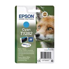 Cartuccia Epson T1282 ciano volpe originale