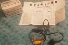 CNDST CCTV 1/3 Sony Hd Mini Surveillance Bullet Pinhole Security Camera