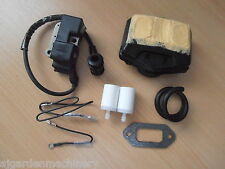 MACHINETEC AIR FILTER & IGNITION COIL SERVICE KIT For HUSQVARNA 362 365 372xp