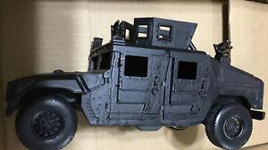 1:18 Ultimate Soldier Humvee BBI Elite Forces GI Joe Custom Fodder Marauder
