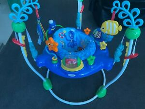 Baby Einstein Neptune's Ocean Discovery Jumper - local pick up only