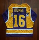 Marcel Dionne Autographed Signed Jersey L.A. Kings JSA
