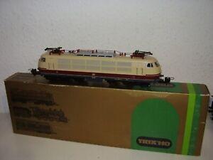 Trix Express 32241 E-Lok BR 103 rot / beige OVP