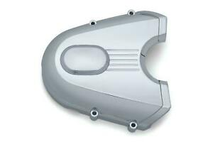 Kuryakyn Chrome Legacy Front Pulley Cover - 8756