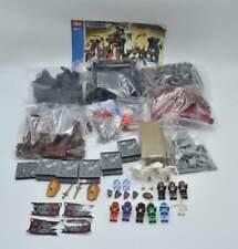 LEGO Set 8877 Vladeks schwarze Festung mit BA Knights Kingdom with instruction