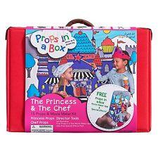 Kids Dress Up Play Pretend Princess Chef Props Imaginative Play Children New