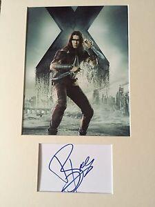 Booboo Stewart Autograph - X-Men - Signed 16x12 Mount - Handsigned - AFTAL