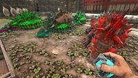 Ark Survival Evolved Xbox One Official PvE x3 498 Base Melee Ankylo Fert Eggs