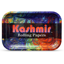 """Kashmir 10""""x6.5"""" Vintage Style/Cigarette Tobacco Rolling Tray Special Edition 4"""