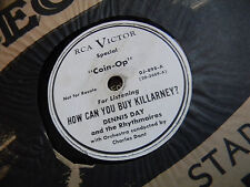 Dennis Day 78 RCA Victor 898 How Can You Buy Coin-Op Special Purpose 1949