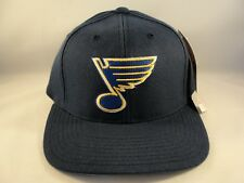 St Louis Blues NHL Vintage Fitted Hat Cap Size 6 7/8 American Needle