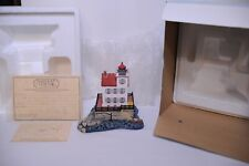 Harbour Lights Lorain Ohio, No. 207 Near mint condition, with box, papers!
