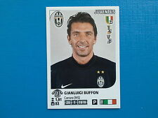 Figurine Calciatori Panini 2011-12 2012 n.218 Gianluigi Buffon Juventus