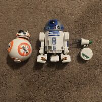 Star Wars Galaxy Of Adventures Droids Pack - BB-8, R2-D2 and D-O